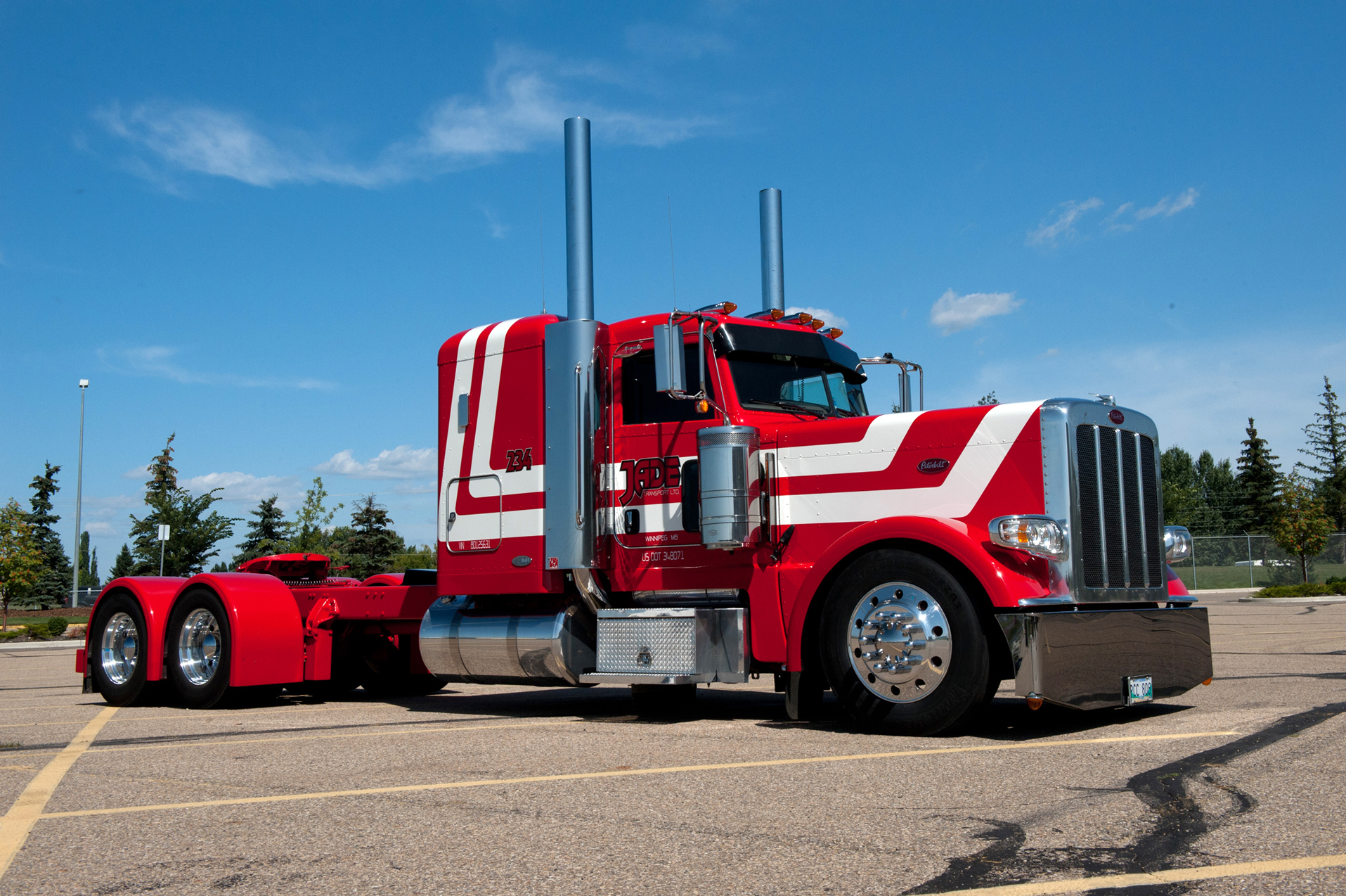 Red Deer Dump >> AB Big Rig Weekend 2012 | Pro-Trucker Magazine | Western Canada's Trucking Magazine