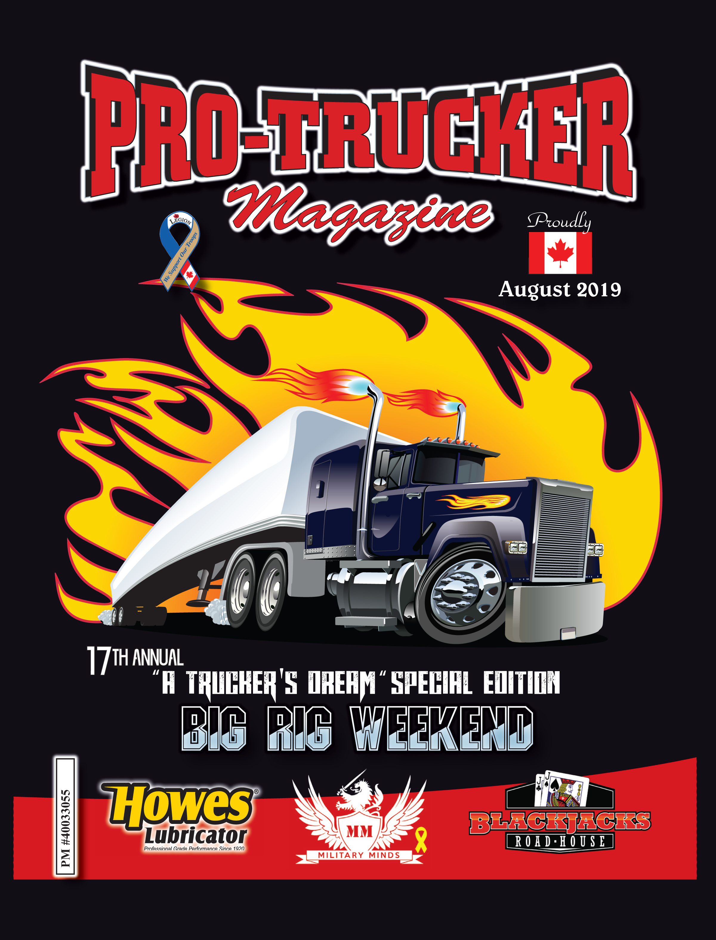 Pro-Trucker Magazine | Western Canadian Trucking Magazine
